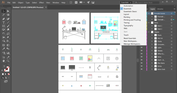 how to create a print-ready file from adobe illustrator