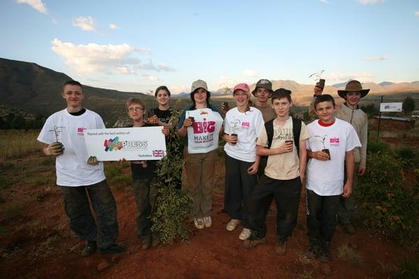 2010 - Tree Planting