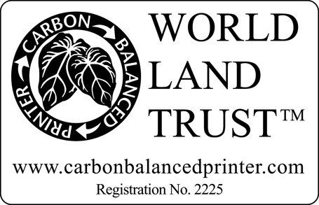 Carbon-Balanced printer b&b press