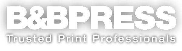 B&BPress: Trusted Print Professionals.