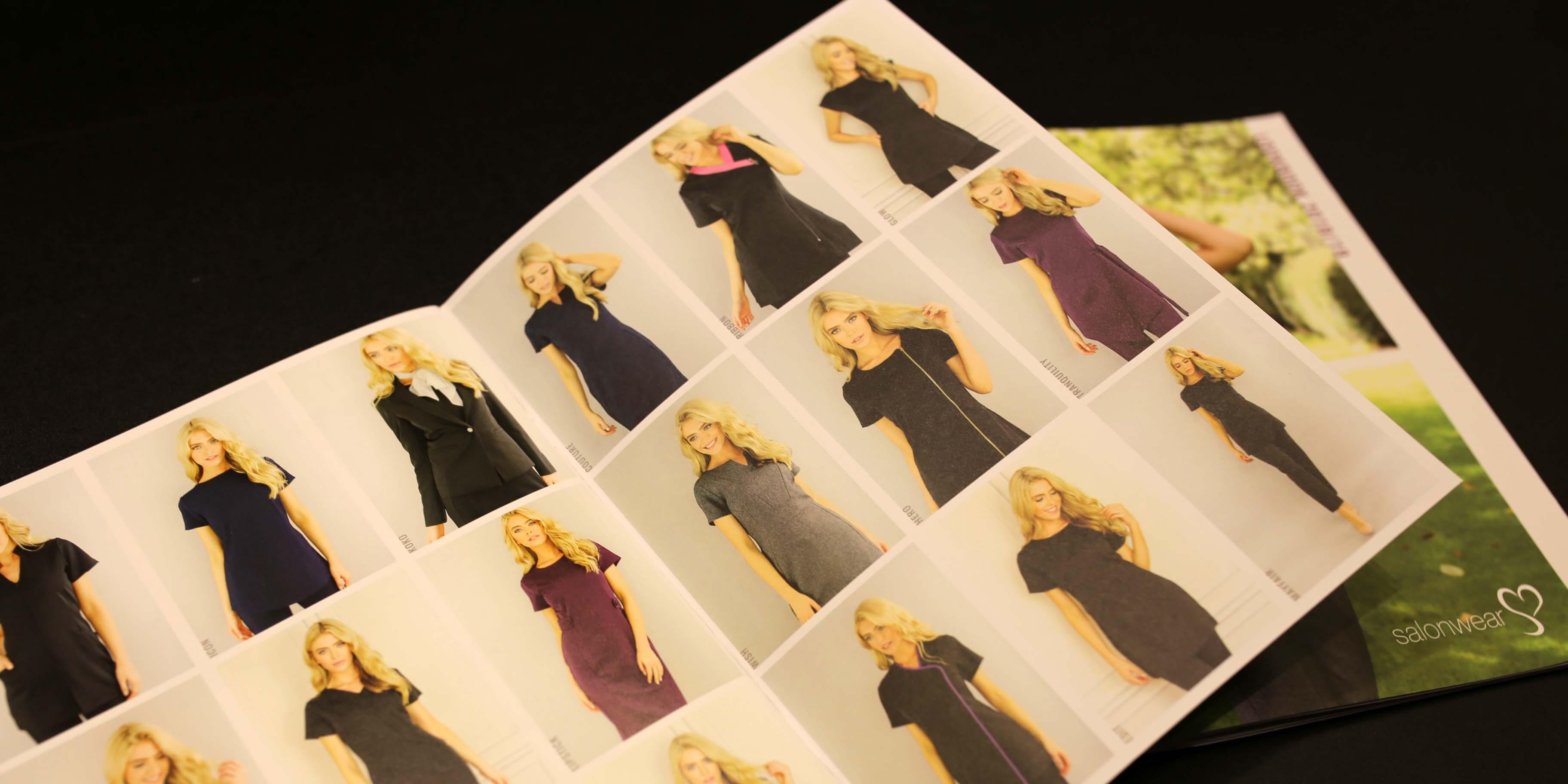 Salonwear Lookbook Inside Pages