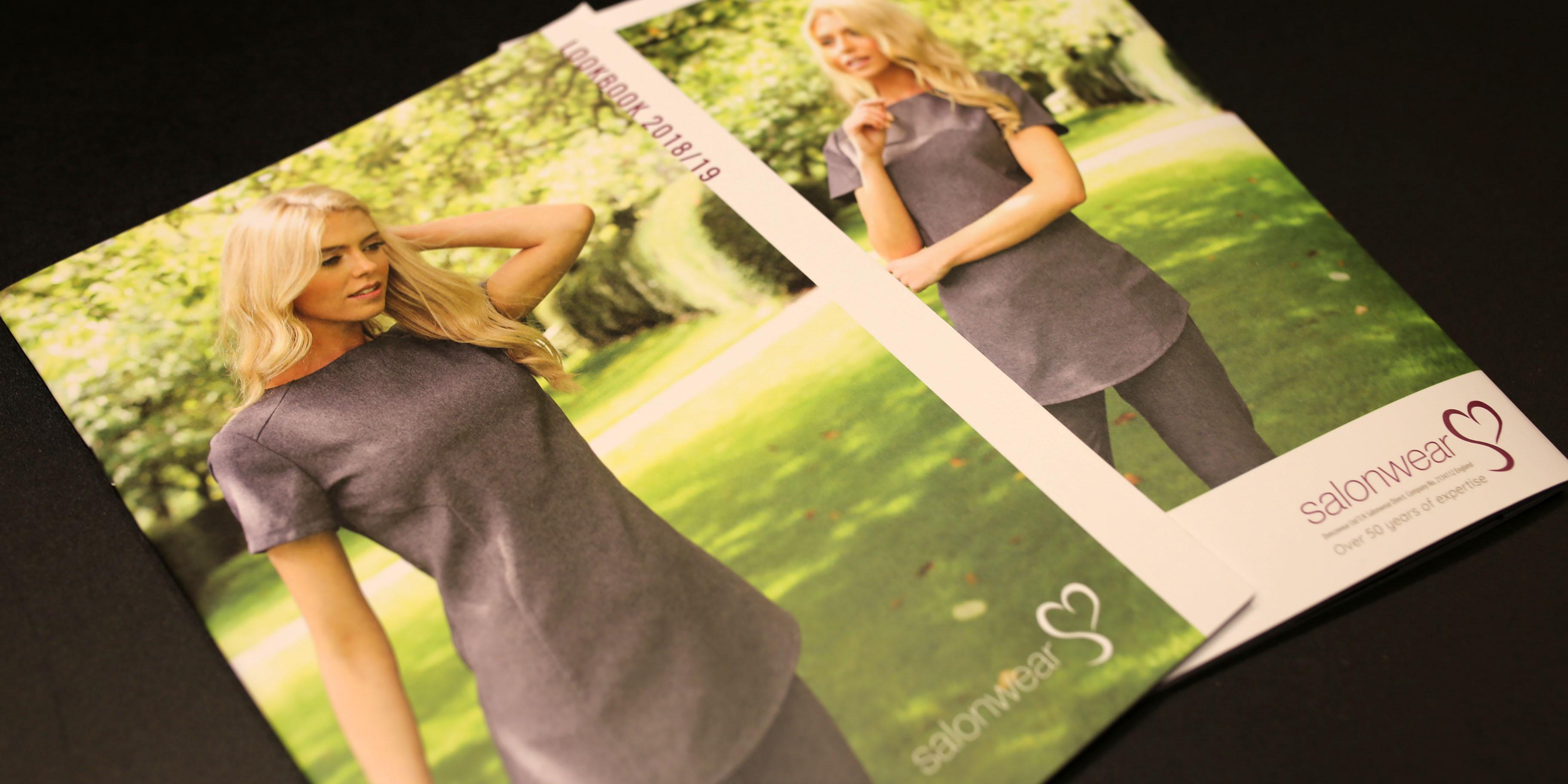 Salonwear Lookbook Cover