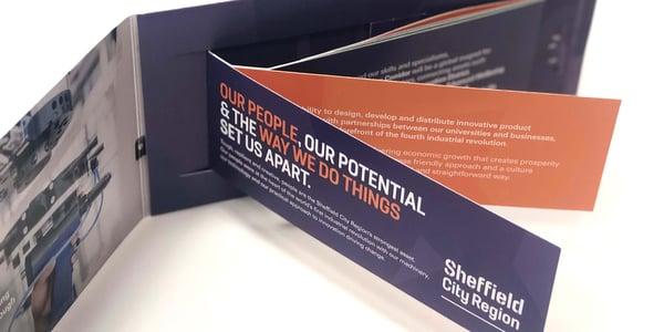 Week 31 Sheffield City Region showing inside the leaflet