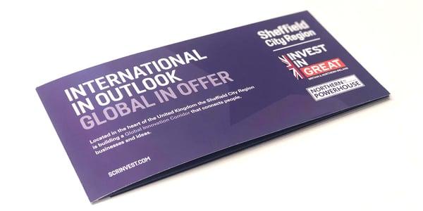 Week 31 Sheffield City Region Front of Leaflet