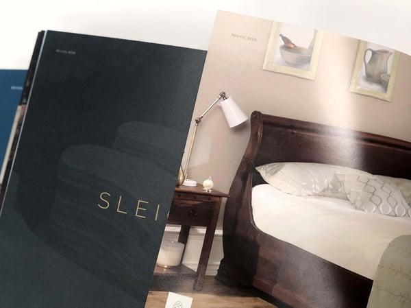 Inside Revival Beds brochure