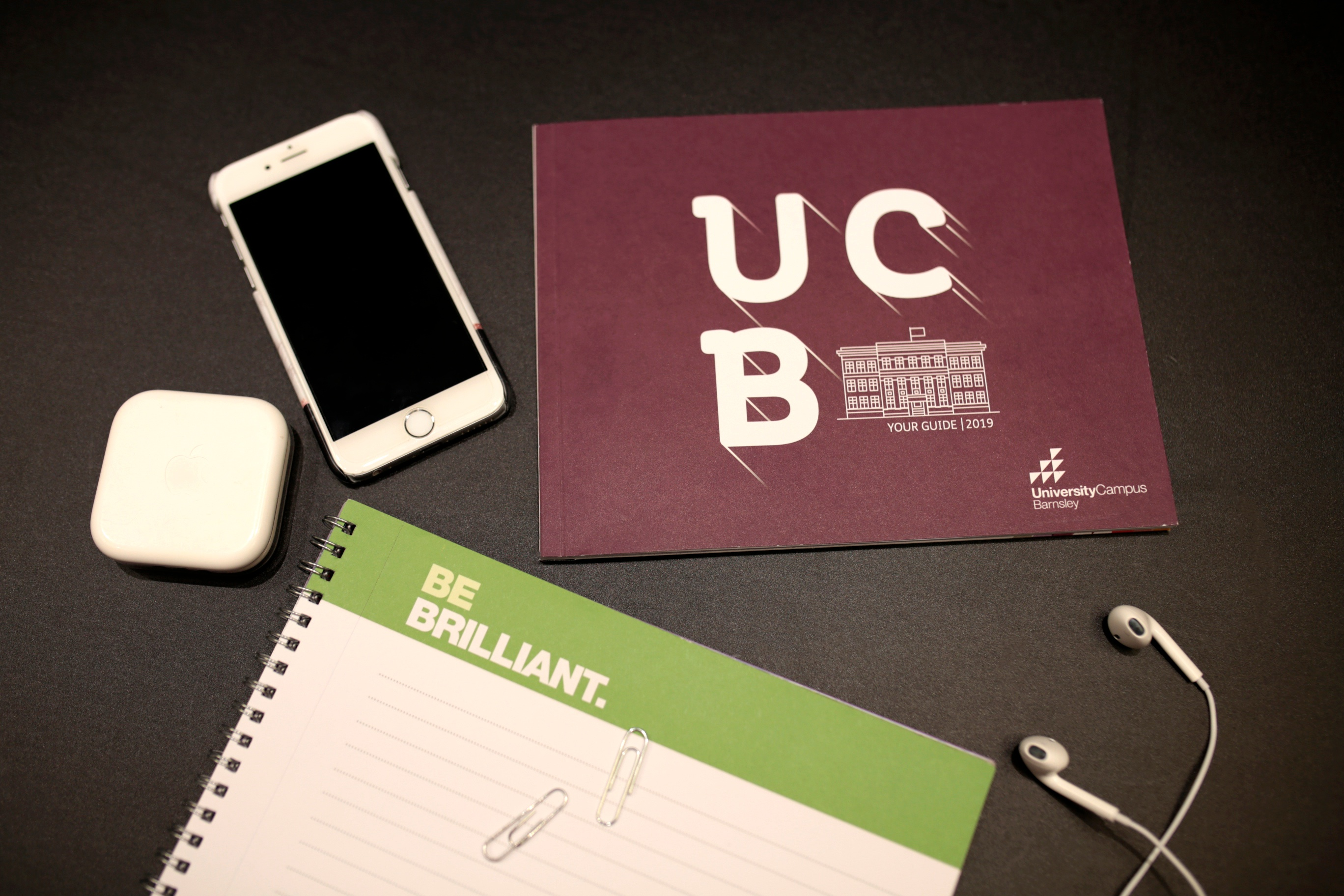 University Campus Barnsley Brochure