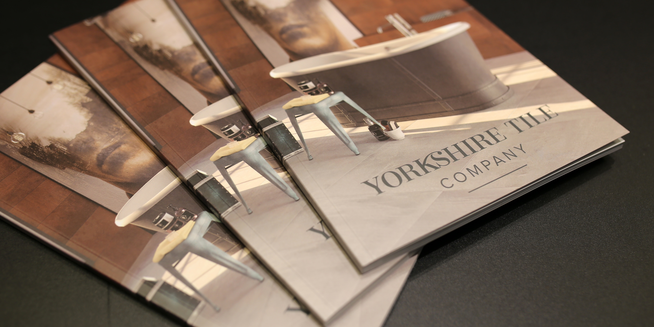 Yorkshire Tiles Fanned Brochures