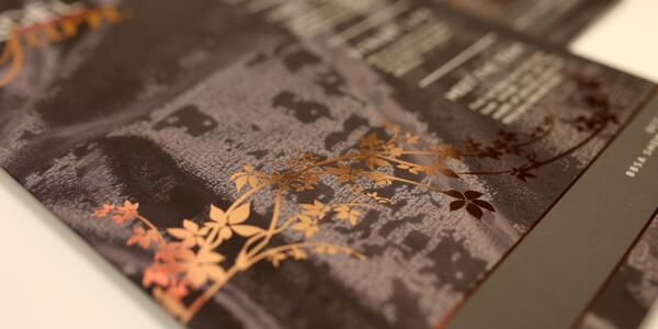 5 Benefits of Gold Foil Printing