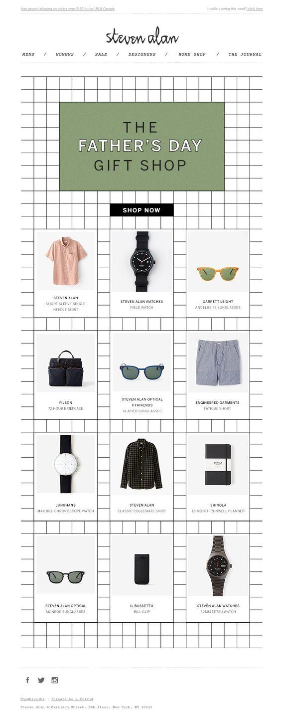 Digital fashion catalogue example