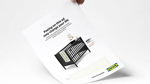 Ikea pregnancy test