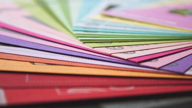 Textured Leaflets