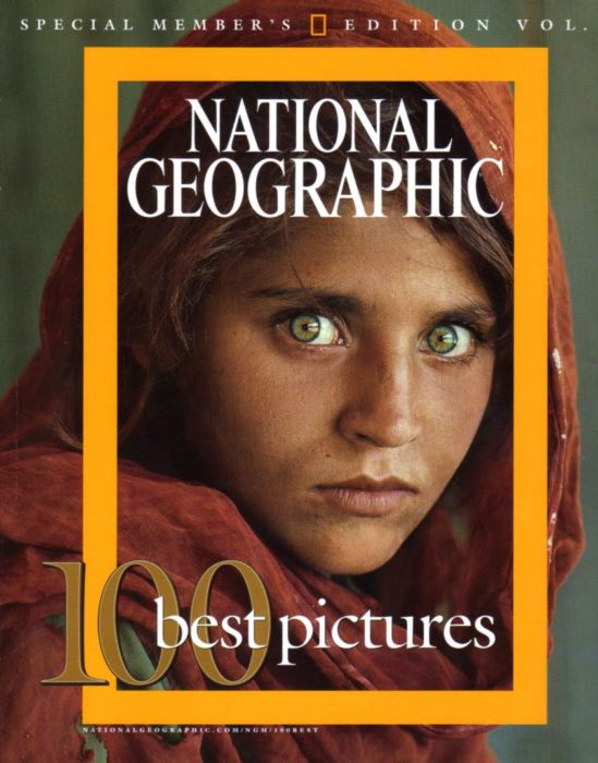 National Geographic Girl